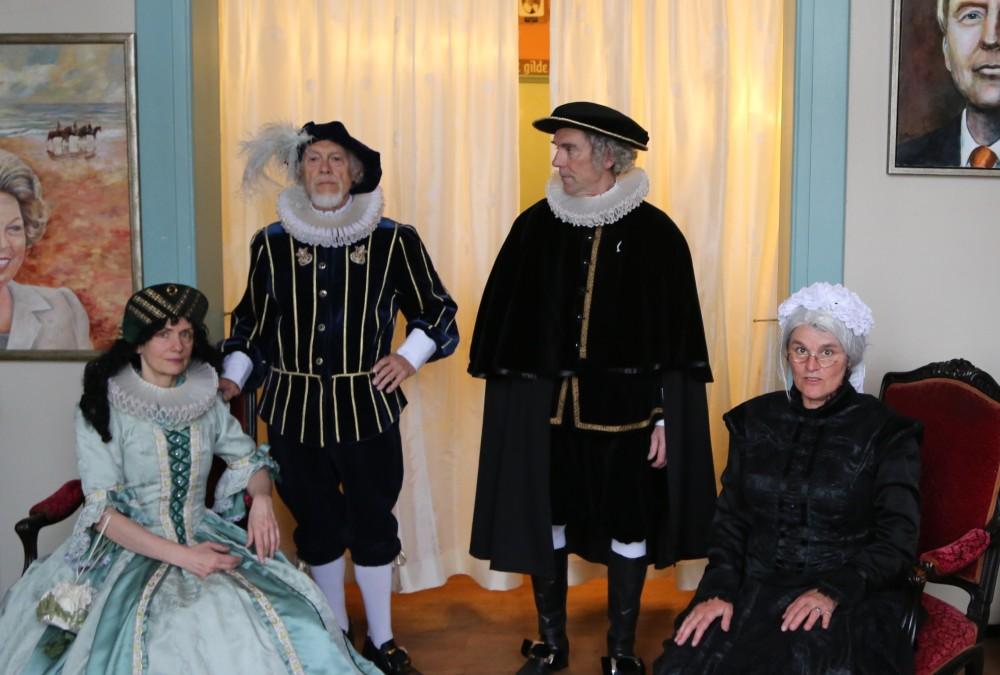Willem van Oranje, Koningsdag Soest